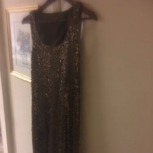 Vince Camuto Sequin Party Dress  - 58